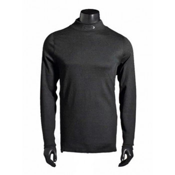 Термофутболка Oakley Carbonx SI Base Layer LS Top Black M