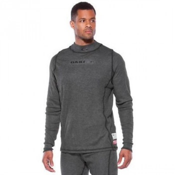 Термофутболка Oakley 5.5 Oz Carbonx Long Sleeve Shirt Grey S