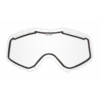 Сменная линза Spy+ Klutch/Whip/Targa3 Clear Dual Pane Lens w/Posts