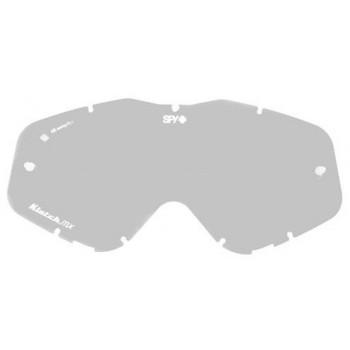 Сменная линза Spy+ Klutch/Whip/Targa3 Smoke w/Silver Mirror Lens - AF