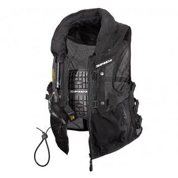 Мотожилет с подушкой безопасности Spidi Neck DPS Tex Vest Black XL