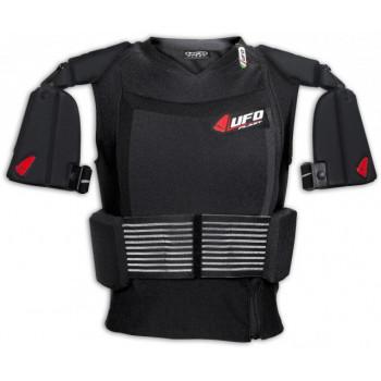 Моточерепаха UFO Cyborg Bodyguard Black L/XL