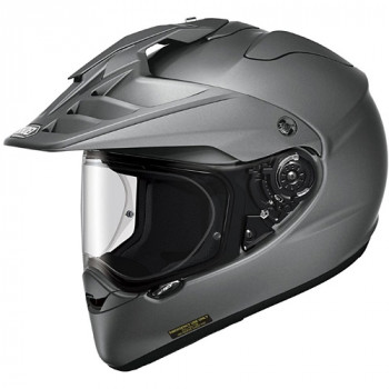 Мотошлем Shoei Hornet Adv Matt Grey XL