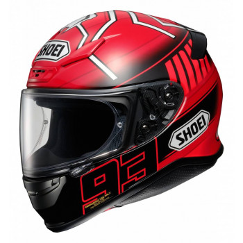 Мотошлем Shoei NXR Marquez3 TC-1 Red-Black L