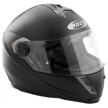 Мотошлем Rocc 520 Uni Matt Black L