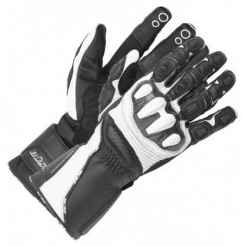 Мотоперчатки Buse Sepang Handschuh Black-White 10