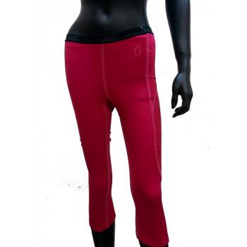 Термоштаны женские Scott W's 8zr0 3/4 Pink XS