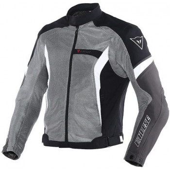 Мотокуртка Dainese Air Crono Anthracite-Black-White 52