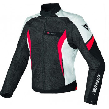 Мотокуртка Dainese Air Crono Black-White-Red 52