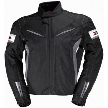 Мотокуртка IXS Calico Black-Grey S