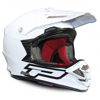 Мотошлем ProGrip 3090/13 White M