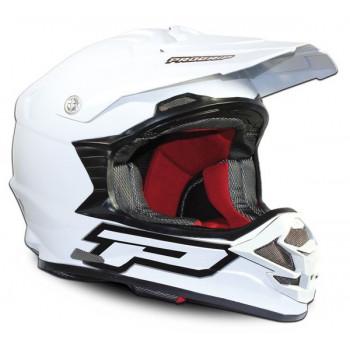 Мотошлем ProGrip 3090/13 White S