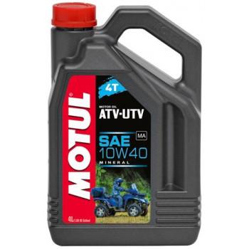 Моторное масло Motul ATV-UTV 4T 10W-40 (4L)