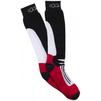 Мотоноски Alpinestars Racing Road Black-Red S/M