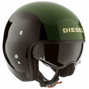 Мотошлем AGV Diesel Hi-Jack Black-Green S