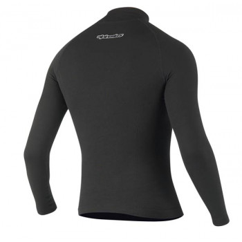 Термофутболка Alpinestars Winter Tech Performance Black M/L