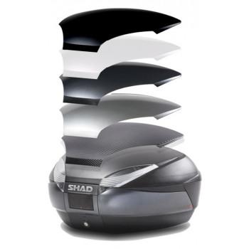 Панель кофра Shad SH48 Silver