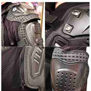 фото 3 Моточерепахи Моточерепаха Scoyco AM02 Black S