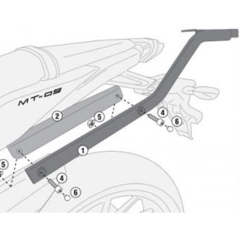 Крепление кофра центрального GIVI Monokey/Monolock MT-09/FZ-09 13-15
