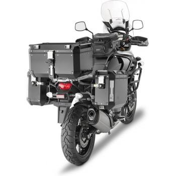 Крепление кофров боковых GIVI Monokey Trekker Outback DL1000 V-Strom 14