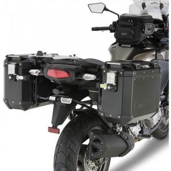 Крепление кофров боковых GIVI Monokey Trekker Outback KLZ1000 Versys 12-14