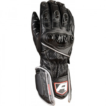 Мотоперчатки Akito Sports Rider Black-Silver L