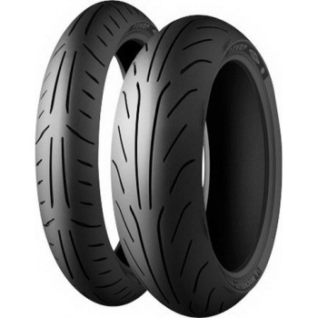 Мотошины Michelin Power Pure 120/80 R14 Front 58S TL