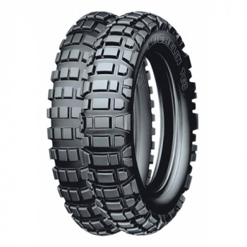 Мотошины Michelin T63 110/80 R18 Rear 58S TT