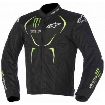 Мотокуртка Alpinestars T-Xyon Air Black-White-Green L
