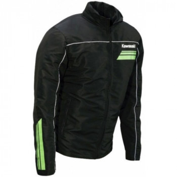 Мотокуртка Kawasaki Windstopper Sports II Black-Green XL