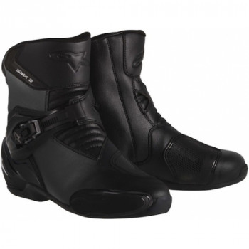Мотоботы Alpinestars S-MX 3 Black 39