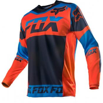 Мотоджерси Fox 180 Mako Jersey Orange XL