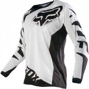Мотоджерси Fox 180 Race Airline Jersey White M