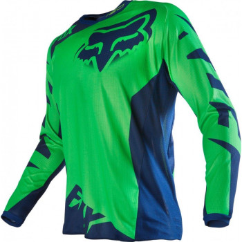 Мотоджерси Fox 180 Race Jersey Green XL