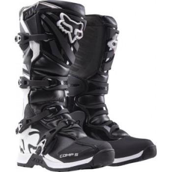 Мотоботы Fox Comp 5 Boot Black 13