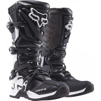 Мотоботы детские Fox Comp 5 Youth Boys MX Boot (BLK) 7