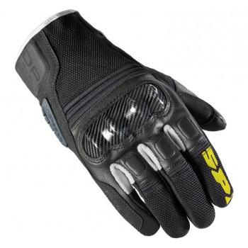 Мотоперчатки Spidi TX-2 Black-Yellow-White XL
