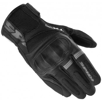 Мотоперчатки Spidi TXR Black-Grey 2XL