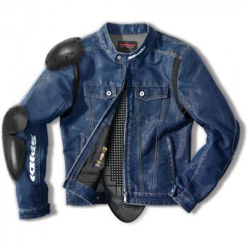 фото 1 Мотокуртки Мотокуртка джинсовая Spidi Furious Blue L