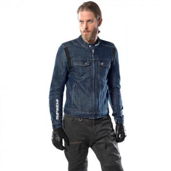 фото 3 Мотокуртки Мотокуртка джинсовая Spidi Furious Blue L