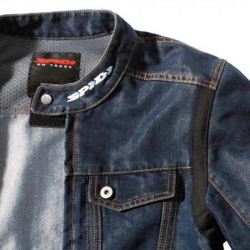 фото 4 Мотокуртки Мотокуртка джинсовая Spidi Furious Blue L