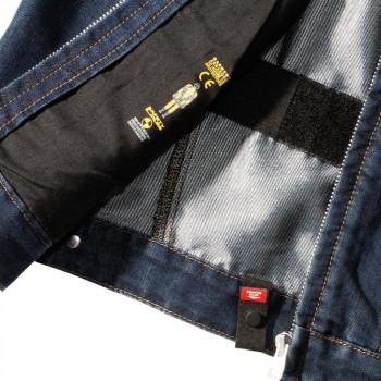 фото 5 Мотокуртки Мотокуртка джинсовая Spidi Furious Blue L