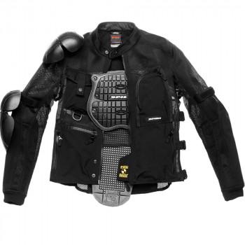 Мотокуртка Spidi Multitech Armor EVO Black 3XL