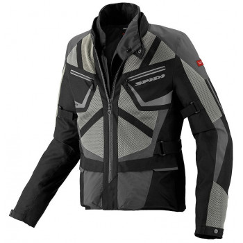 Мотокуртка Spidi Ventamax Black-Grey 2XL