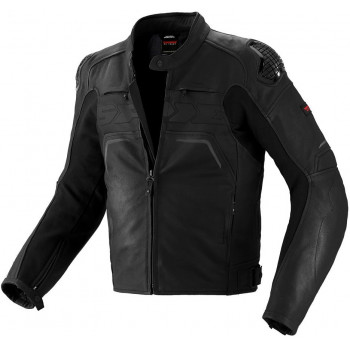 Мотокуртка Spidi Evorider Leather Black 54