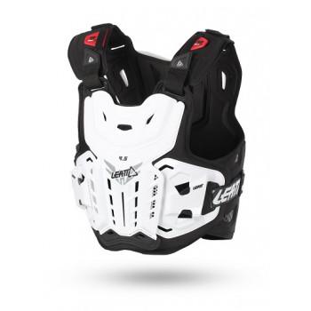 фото 3 Моточерепахи Моточерепаха Leatt Chest Protector 4.5 White