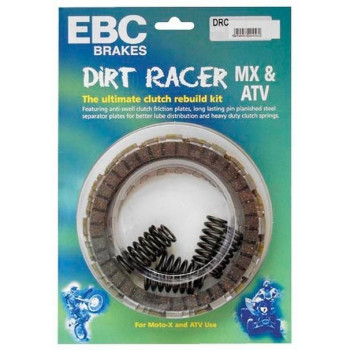 Комплект дисков и пружин сцепления EBC DRC145