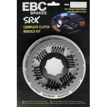 Комплект дисков и пружин сцепления EBC SRK075