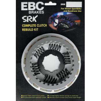 Диски сцепления фрикционные EBC SRK095