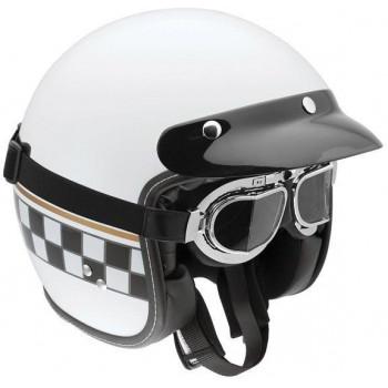 Мотошлем AGV RP60 Cafe Racer White S